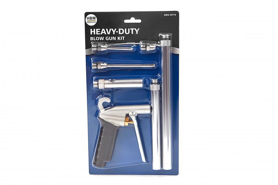 HBM 7 Delig Professioneel Blaaspistool