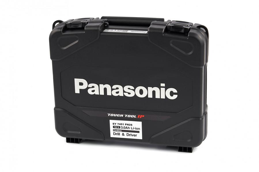 Panasonic EY7451PN2S32 Accuboormachine 18 Volt 3.0 Ah Li-ion