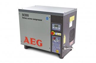 Afbeelding van AEG 5,5 PK Schroefcompressor