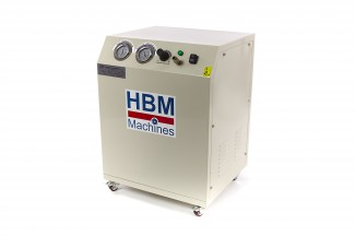 HBM Dental 30 Liter Professionele Low Noise Compressor