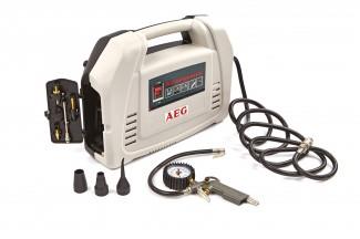 Afbeelding van AEG Pit Stop 1500 Watt Olieloze Compressor Set