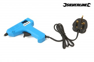 Silverline Mini Lijmpistool 230 Volt 15 Watt