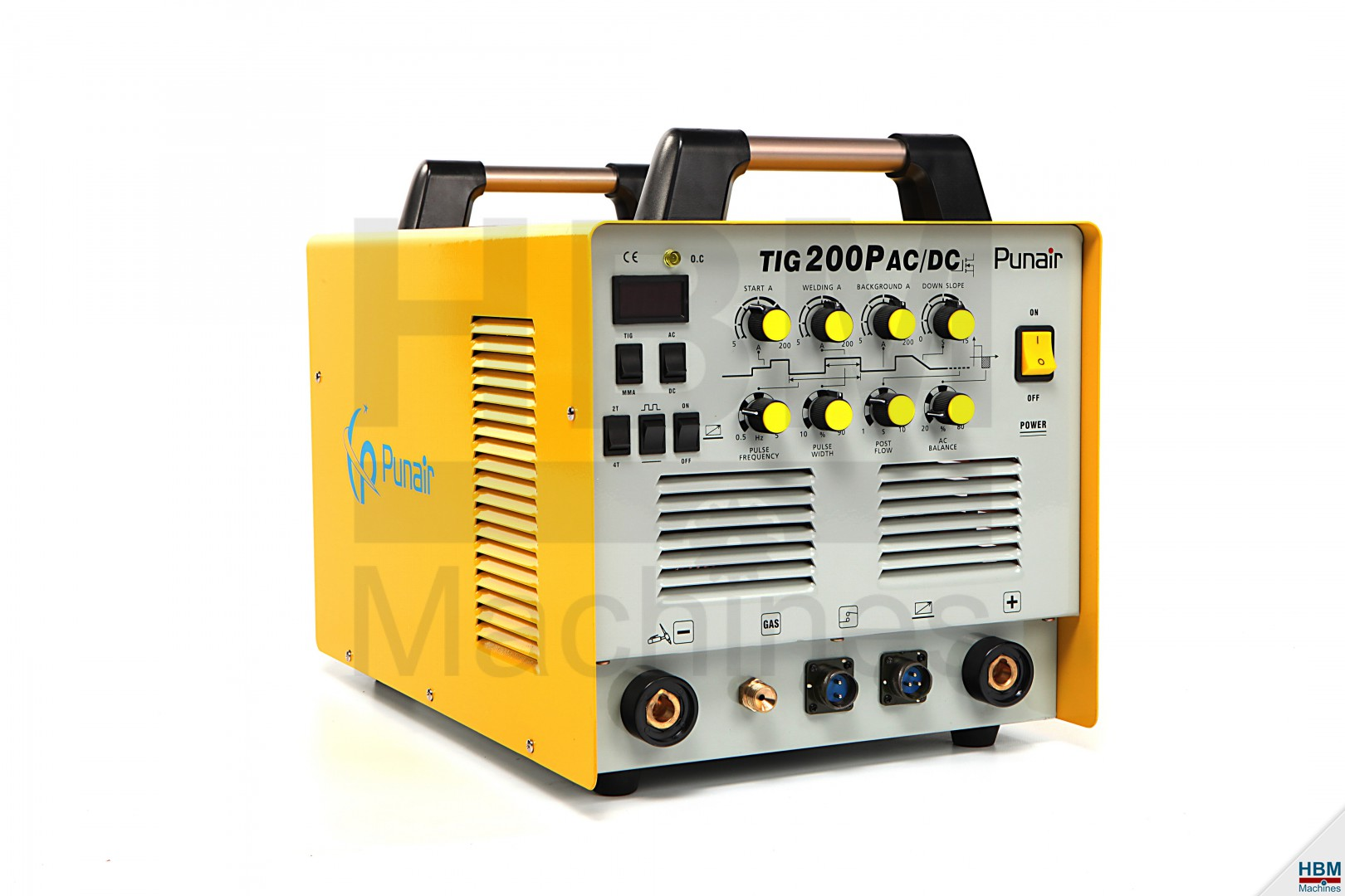 Hbm tig 200 ac dc inverter hbm machines for Eckcouch 200 x 160