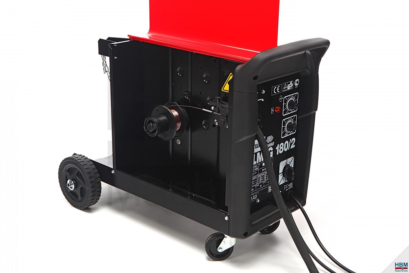 Telwin telmig 180 2 turbo hbm machines - Machine de fabrication de treillis a souder ...