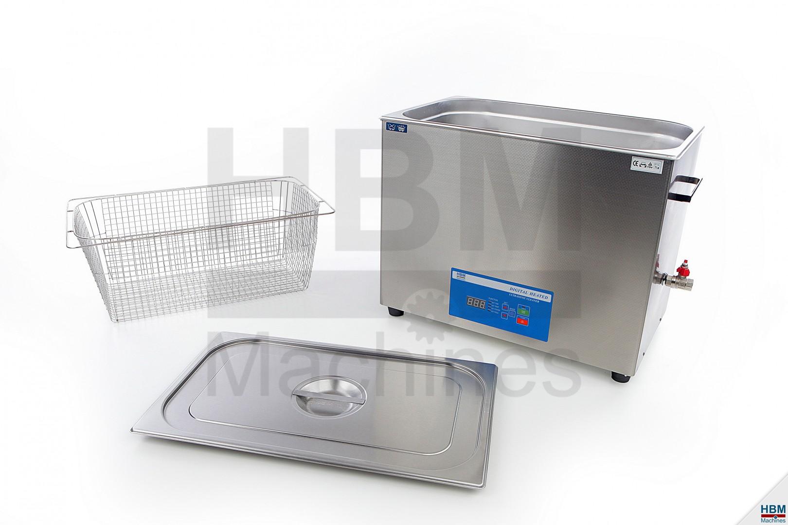 ultrasoon reiniger 4 liter