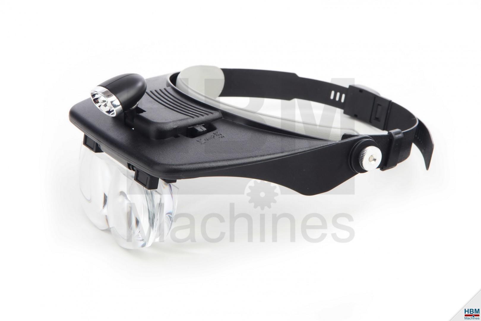 HBM Loupe Bril Model 2 | HBM Machines